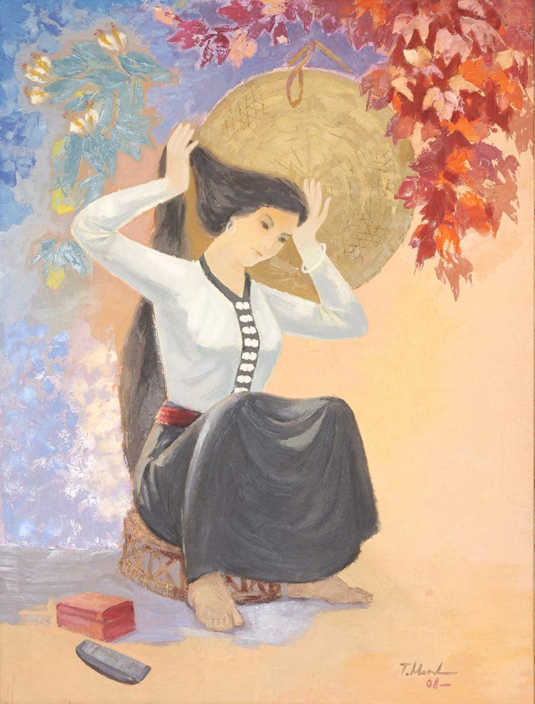 Thiếu nữ Thái - 2008